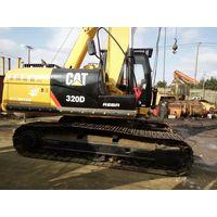 Used CAT 320D Hydraulic Crawler Excavator /Used Cat 330B 330C 330D excavator in good condition