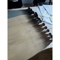 2020 Top Sell Vietnamese Flat in Hair Extensions Straight Silky Soft No Shedding Nor tangled Unproce thumbnail image