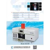 Gold content detector/ Flame-atomic fluorescence spectrometer