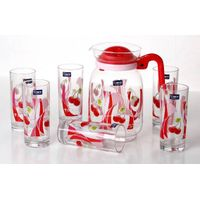 Jesin Glass Cups with heat transfer printing