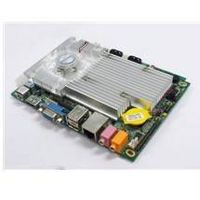 Fanless Motherboard with Onboard CPU intel GM45
