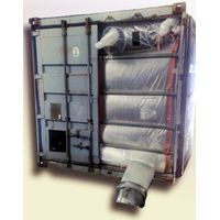 Sea bulk container liner for logistics