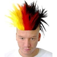 newest Germany soccer world cup 2006 funs wig thumbnail image