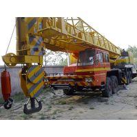 Used 160Tons Truck Crane of TADANO-TG1600M,Used original Crane