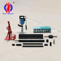 Strong recommend 15-20meters fast speedQTZ-3D electric soil sampling drilling rig for sale thumbnail image