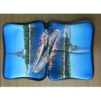 themal print color laptop sleeve thumbnail image