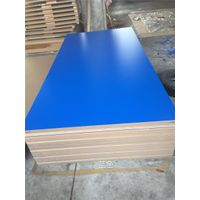 melamine coated mdf and raw mdf sheet price in China