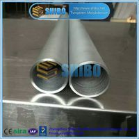 Factory Direct Supply High Purity 99.95% Molybdenum Pipe