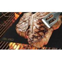 jiangsu ruida Non-stick/Reusable PTFE BBQ cooking grill mat