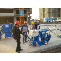High quality good design concrete shot blasting machine