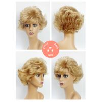 Female / Synthetic Wig Style No. 2225 Stylish/Short/Wave