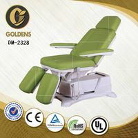 cosmetic chair podiatry chair can rotate 180 degrees