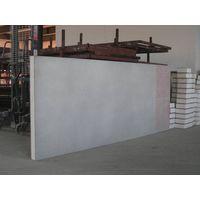 sandwich mgo wall panel EPS 1220mm*2440*10mm