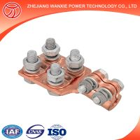 SBT Connect copper transformer clamp