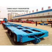 NICOLAS MODULAR TRAILER-MULTI AXLE-CHINA HEAVY TRANSPORTER