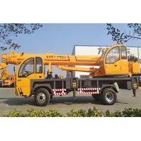 High configuration and low price, self-made truck crane thumbnail image