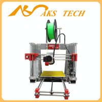 mini size desktop 3D printer CE&RoHs