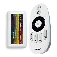 RF 4 Channel LED WWCW Remote Controller