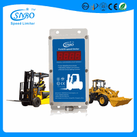 SABO forklift speed limiter, over speed alarm, forklift management system