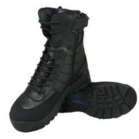 5.11 Tactical boot with side zipper closure