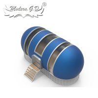 Dome House-(Capsule House)51.3 square metersDH-30