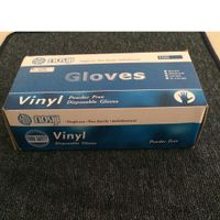 Nosiji Vinyl Hand Gloves