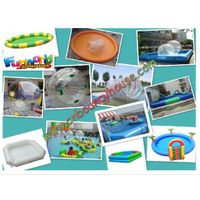2011 hot sale inflatable swimming pools / Zorbing ball / water walking ball / Water roller