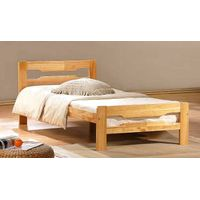 Single bed- solid pine wood thumbnail image
