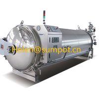high pressure and high temprature food sterilization retort
