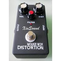 RAT Analog Distortion Ture Bypass Guitar Effect Pedal