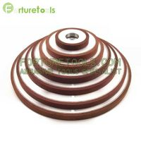 Resin bond diamond grinding wheel external abrasive wheel for tungsten carbide hard alloy cutting to thumbnail image