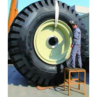 40.00-57 rig dolly Tire Tyre And 57-29.00 rig Rim Wheel Assembly thumbnail image