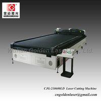 Large Format Airbag Laser Cutting Machine thumbnail image