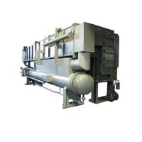 Double-Effect Steam Absorption Chiller