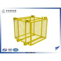 stackable cage euro pallet bins