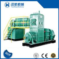 Good Quality and Low Cost Clay Brick Making Machine thumbnail image