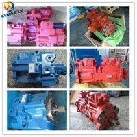 Kawasaki hydraulic main pump K3V112DT K3V63DT K3V180DT K3V80DT