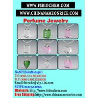 Name On Rice Vial Jewelry
