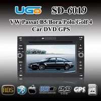 VW Passat B5/Bora/Polo/Golf4 Car DVD Player with 6.2-Inch Touch Screen/Canbus(optional)/TMC (optiona