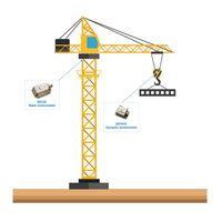 Tower Crane Tilt Sensor
