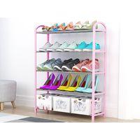 kaidi plastic shoe rack