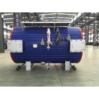 China Exhaust Gas Boiler For Flue Gas Heat Recovery From HFO Generator Set