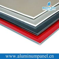 Aluminum composite panel alucobond fireproof decoration material