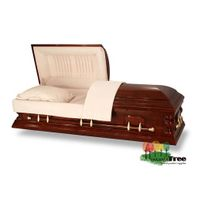 Wood Coffins Wood Caskets Funeral Products