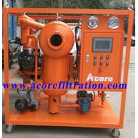 Vacuum Transformer Oil Degassing Process Plant For Sale