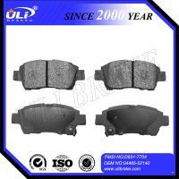 04465-52031 for D831-7704 Toyota Yaris Brake Pad for Gdb3218