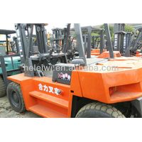USED FORKLIFT HELI CPCD80 thumbnail image