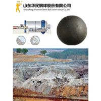 Wholesale forged grinding media steel ball for Zinc mines Algeria