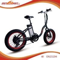 Electric Bike SOBOWO S33-2 500W Motor