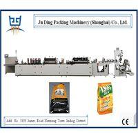 High-Speed Center-Seal Four-Side-Seal Bag Making Machine ((JDM450-Z)